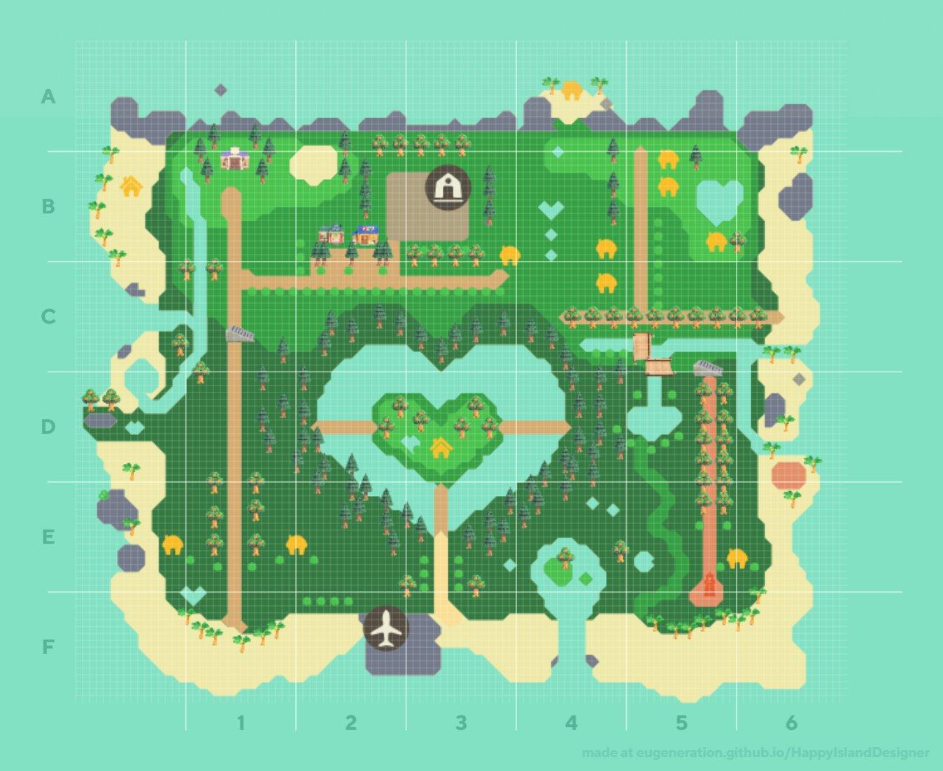 happy island designer guide