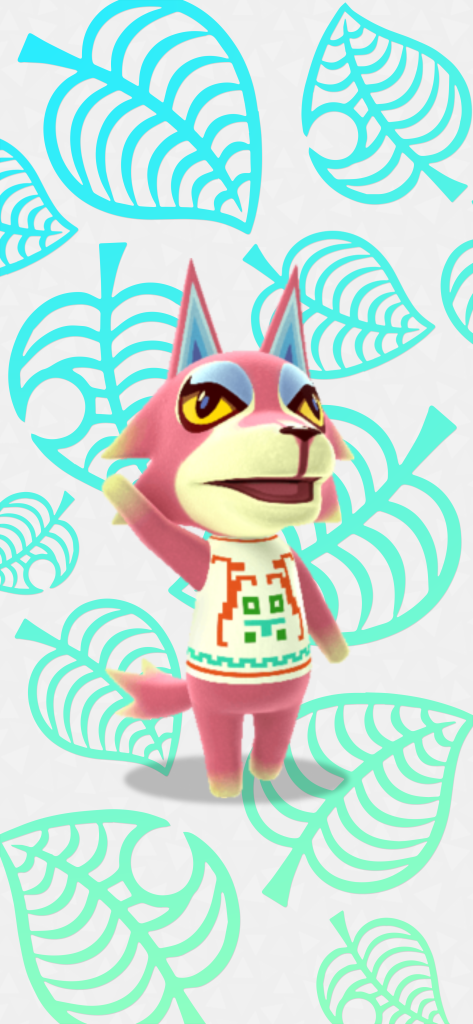 Animal Crossing Villager Freya Wallpaper