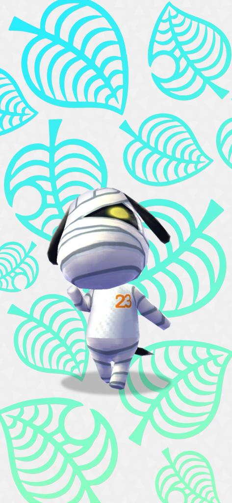 Animal Crossing Lucky Villager Wallpaper