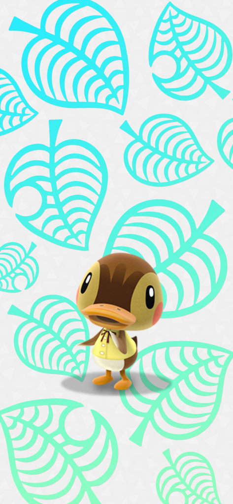 Animal Crossing Villager Molly Wallpaper