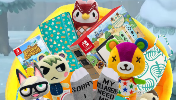 Gift Guide 2020 - Animal Crossing New Horizons gift